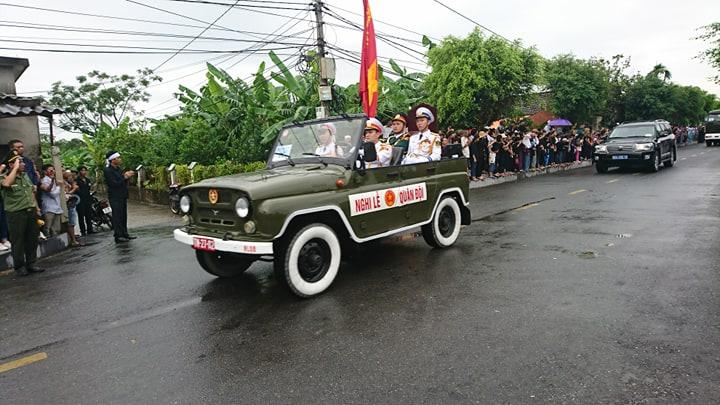 Lễ an táng Chủ tịch nước Trần Đại Quang tại quê nhà-44