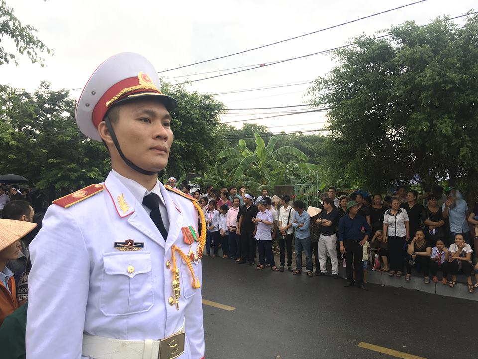 Lễ an táng Chủ tịch nước Trần Đại Quang tại quê nhà-48