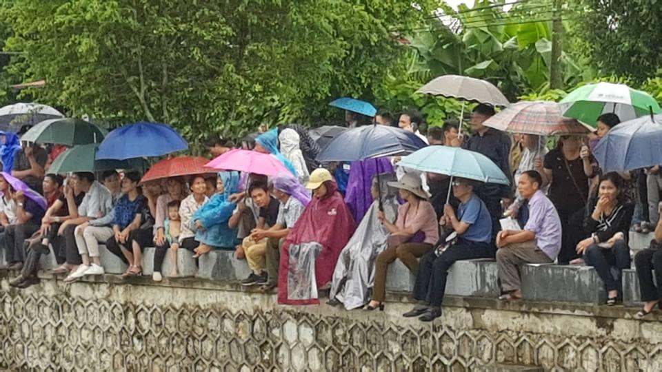 Lễ an táng Chủ tịch nước Trần Đại Quang tại quê nhà-50
