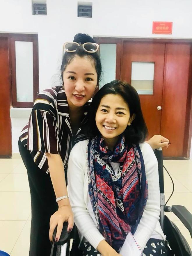 Tình hình sức khoẻ mới nhất của nghệ sĩ Lê Bình và Mai Phương sau thời gian điều trị ngoại trú-1