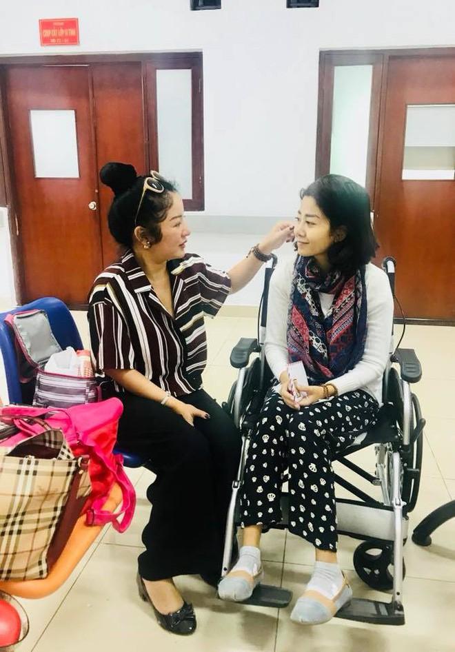 Tình hình sức khoẻ mới nhất của nghệ sĩ Lê Bình và Mai Phương sau thời gian điều trị ngoại trú-2
