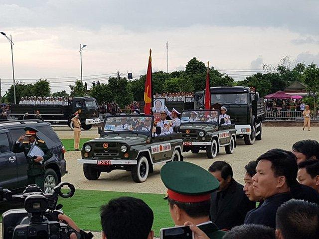 Lễ an táng Chủ tịch nước Trần Đại Quang tại quê nhà-30