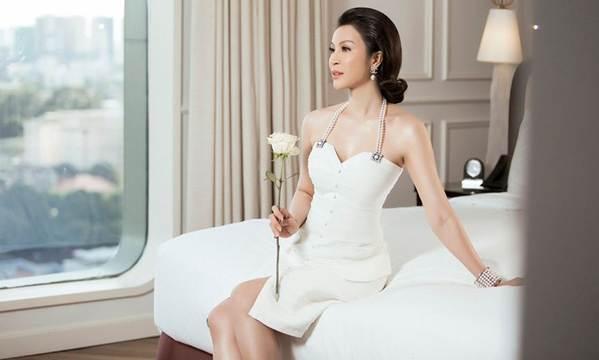 MC Thanh Mai đẹp không tì vết ở tuổi 45-2