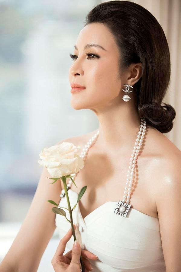 MC Thanh Mai đẹp không tì vết ở tuổi 45-3
