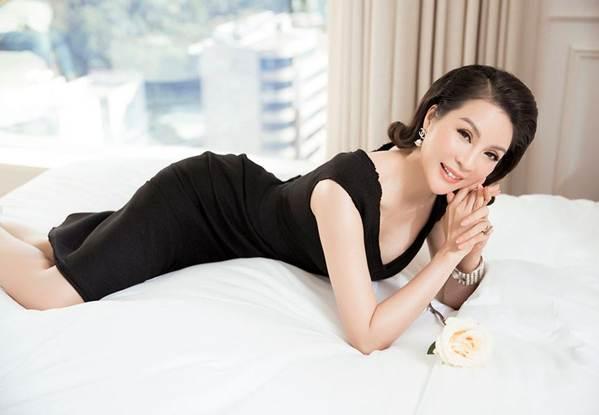 MC Thanh Mai đẹp không tì vết ở tuổi 45-10