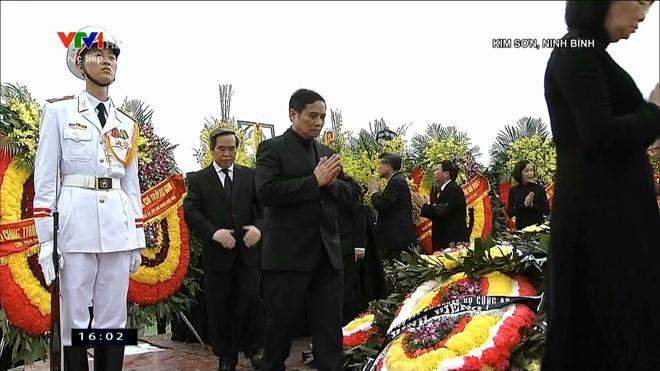 Lễ an táng Chủ tịch nước Trần Đại Quang tại quê nhà-3
