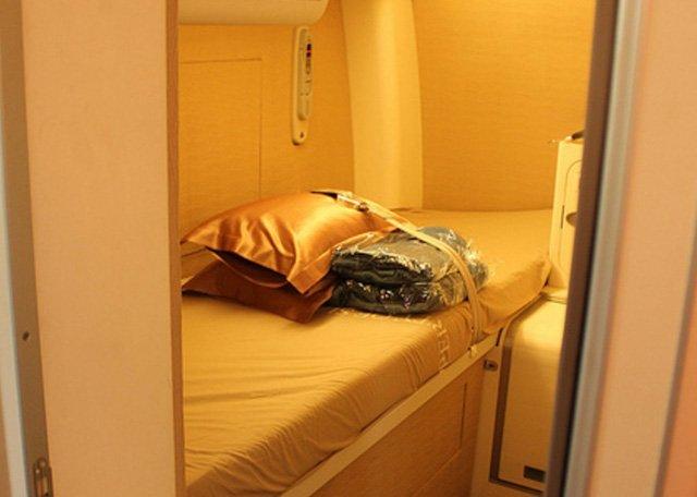 Phòng kín trên máy bay: Bí mật riêng của phi công, tiếp viên-12