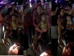 Sự thật clip người phụ nữ bắt cóc bé trai 3 tuổi tại siêu thị ở Ba Vì-2