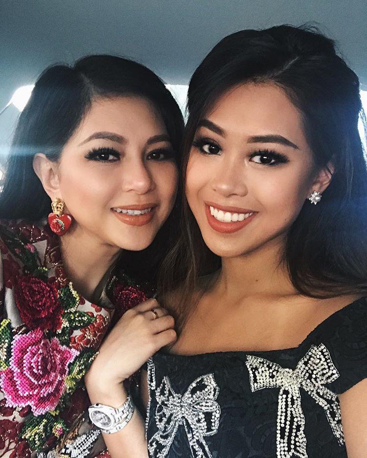 Lâu lâu mới xuất hiện, mẹ chồng Tăng Thanh Hà được khen là trẻ đẹp không thua con gái là mấy-6