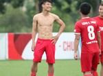 Trung vệ Bùi Tiến Dũng háo hức chờ đợi Thể Công trở lại V-League-2