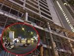 Ai phải chịu trách nhiệm cho cái chết của người phụ nữ vì thanh sắt rơi từ công trình ở Hà Nội?-5