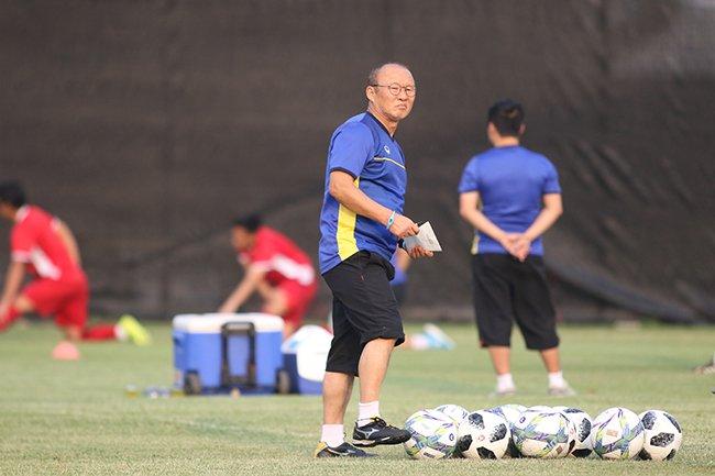 Danh sách U23 Việt Nam đi AFF Cup: Canh bạc khó của thầy Park-1