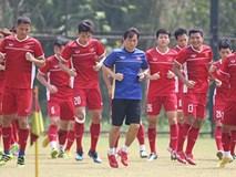 Danh sách U23 Việt Nam đi AFF Cup: Canh bạc khó của thầy Park