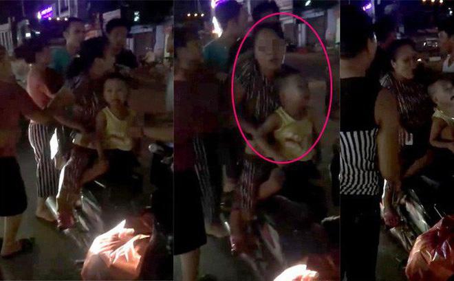Sự thật clip người phụ nữ bắt cóc bé trai 3 tuổi tại siêu thị ở Ba Vì-1