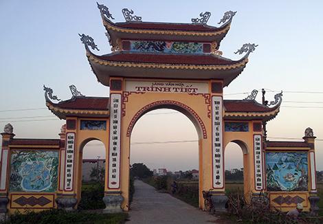 Ngôi làng kỳ lạ ở Hà Nội: Đàn ông và đàn bà đều hết mực chung thủy, giữ trinh tiết-1