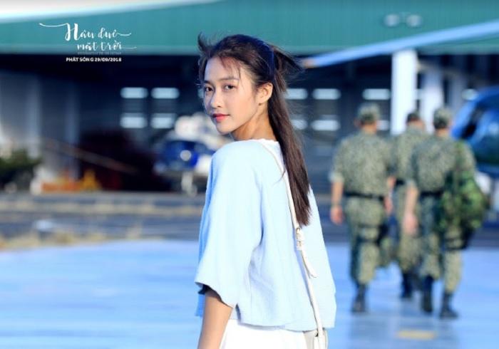 Khả Ngân: Sốt 39 độ, người phát ban và mất giọng khi đi casting Hậu duệ mặt trời Việt Nam-1