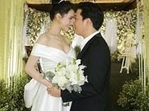 Nhã Phương bị nhắc nhở vì nửa đêm vẫn trò chuyện với bạn dù mới kết hôn với Trường Giang
