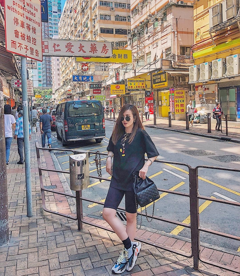 Chán style menswear, Thanh Hằng hóa tiểu thư đài các - Angela Phương Trinh khoe đường cong quá đỗi sexy-11