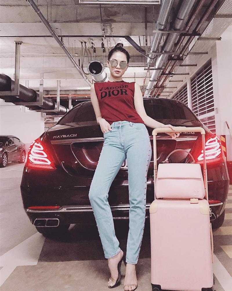 Chán style menswear, Thanh Hằng hóa tiểu thư đài các - Angela Phương Trinh khoe đường cong quá đỗi sexy-4