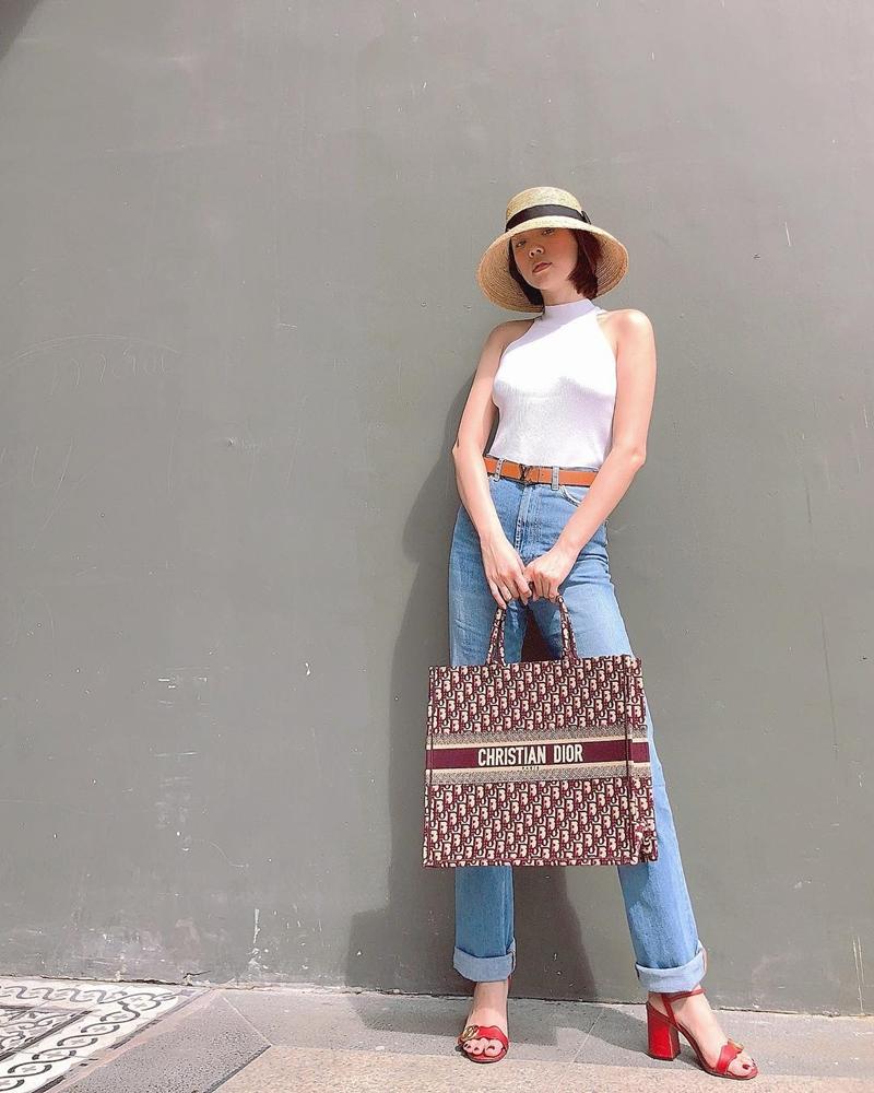 Chán style menswear, Thanh Hằng hóa tiểu thư đài các - Angela Phương Trinh khoe đường cong quá đỗi sexy-8