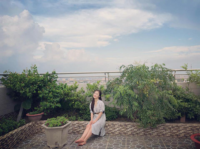 Nhà riêng ở quê của Hương Tràm gây bất ngờ vì sự sang trọng, bề thế-6
