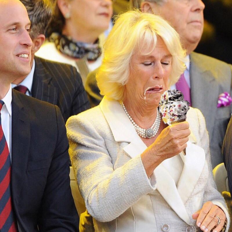 Hoàng gia Anh nghiêm túc cỡ nào cũng không thể thiếu những khoảnh khắc hài hước và hớ hênh bất đắc dĩ của các thành viên-21
