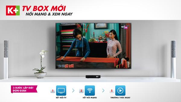 K+ giảm giá 50% trọn bộ thiết bị TV Box-1