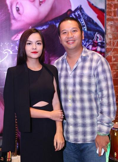 Phạm Quỳnh Anh khóc khi nói về tin đồn ly hôn: Tôi và anh Huy đang tìm thời điểm thích hợp để có thể nói một lần duy nhất-1