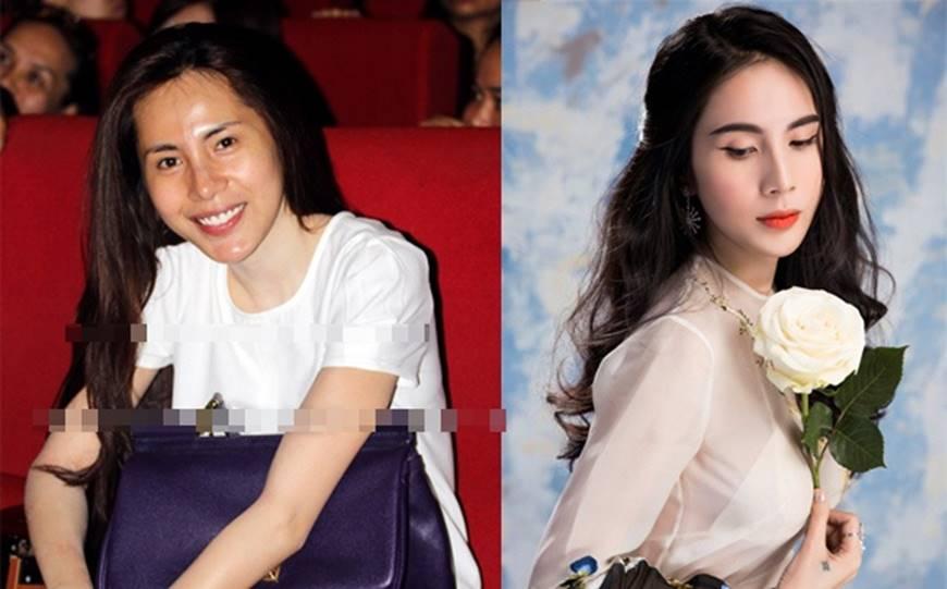 Sau khi dao kéo sao Việt nhìn ra sao nếu không photoshop, make up?-14