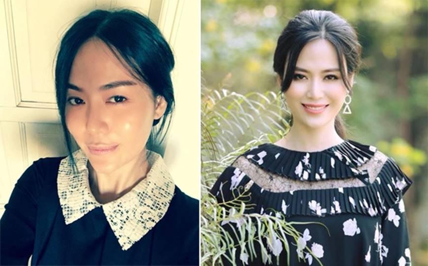 Sau khi dao kéo sao Việt nhìn ra sao nếu không photoshop, make up?-19