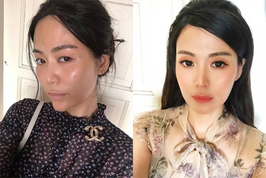 Sau khi dao kéo sao Việt nhìn ra sao nếu không photoshop, make up?-20