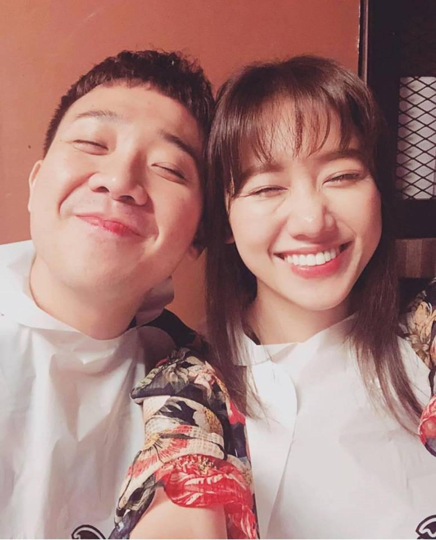Biến Trấn Thành mặt Vline thành Oline sau khi kết hôn, kế hiểm của Hari Won đã thành công mỹ mãn-11
