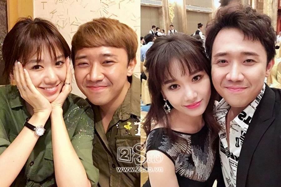 Biến Trấn Thành mặt Vline thành Oline sau khi kết hôn, kế hiểm của Hari Won đã thành công mỹ mãn-7
