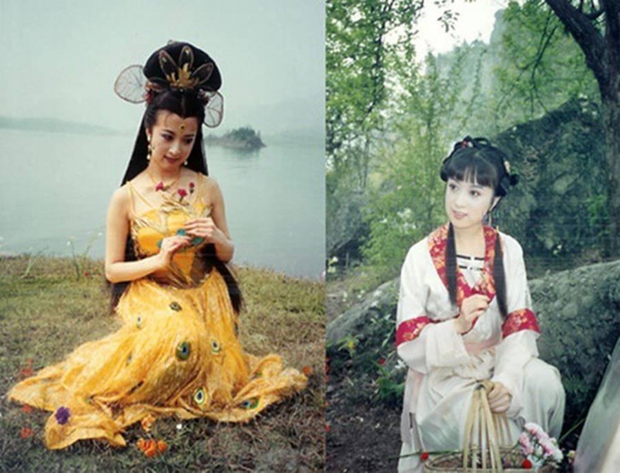 Công chúa của Tây Du Ký: Đi khách đại gia, ngoại tình với Trương Quốc Lập bị bắt tại trận?-5