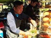 Kỹ sư người Việt bán xôi, nước mía mưu sinh ở Úc
