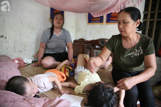 Người mẹ trẻ ung thư giai đoạn cuối ở Hà Nam: Đã rất lâu rồi gia đình em mới có tiền mua sữa cho 3 cô con gái-1
