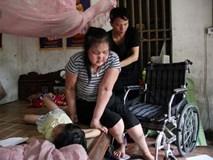 Người mẹ trẻ ung thư giai đoạn cuối ở Hà Nam: Đã rất lâu rồi gia đình em mới có tiền mua sữa cho 3 cô con gái