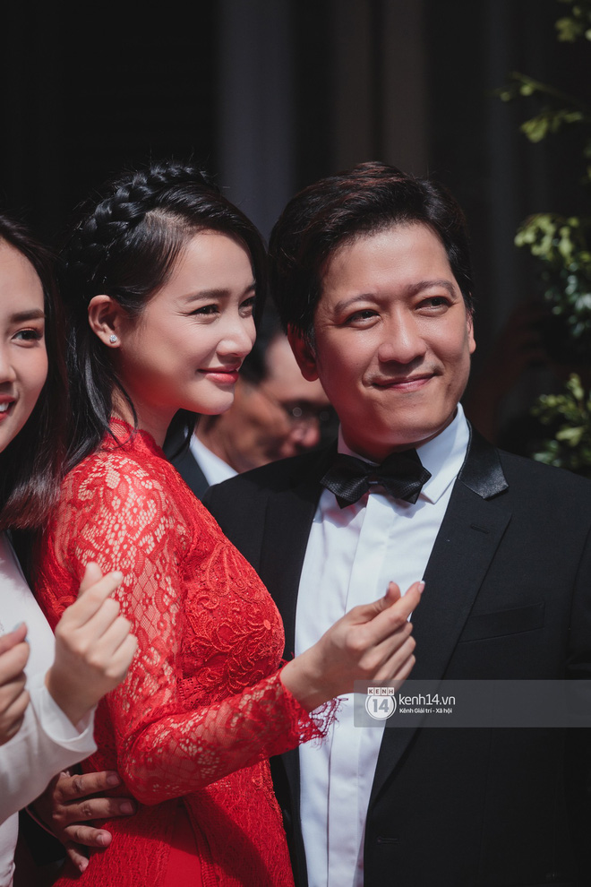 Đám cưới Trường Giang - Nhã Phương: Hàng ngàn hình ảnh ngọt ngào cũng không bằng loạt khoảnh khắc hạnh phúc đắt giá này-2