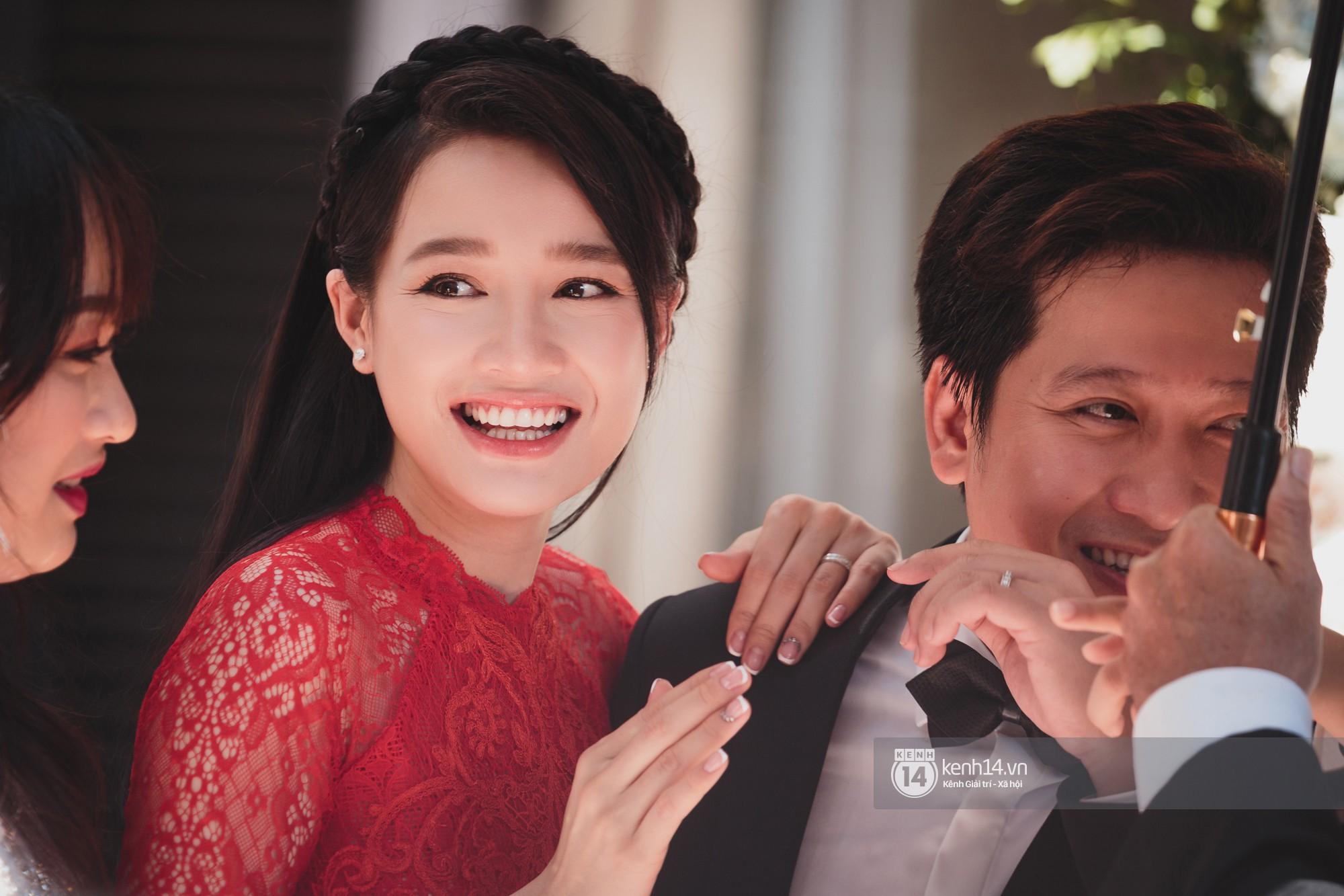 Đám cưới Trường Giang - Nhã Phương: Hàng ngàn hình ảnh ngọt ngào cũng không bằng loạt khoảnh khắc hạnh phúc đắt giá này-7