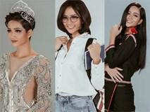 Hoa hậu H'Hen Niê biến hóa linh hoạt 'ba trong một' trong bộ hình mới