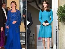 Người ta diện đồ màu chóe thì sến sẩm nhưng Công nương Kate mặc lên lại sang trọng và cuốn hút đến lạ