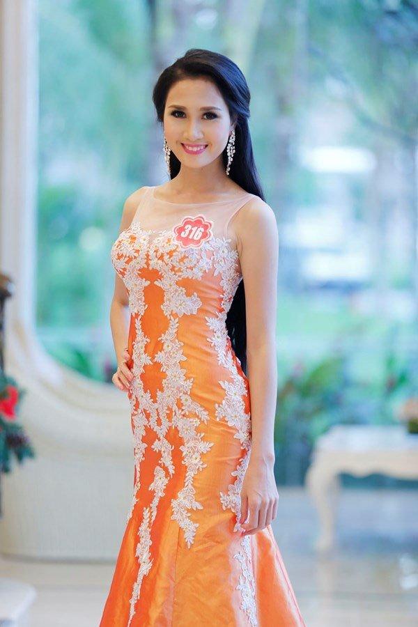 Người có mái tóc đẹp nhất Hoa Hậu Việt Nam 2014 đi tu-3
