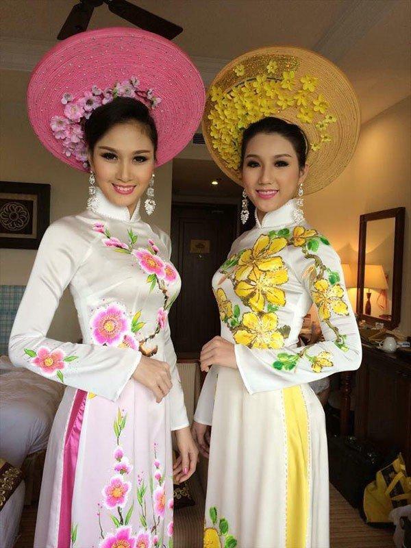 Người có mái tóc đẹp nhất Hoa Hậu Việt Nam 2014 đi tu-2