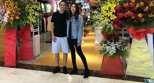 Tâm lý như ông xã Tăng Thanh Hà, lúc nào cũng ân cần ở bên ủng hộ vợ trong mọi việc-3