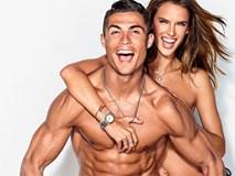 Chị em nhớ lấy xô hứng nước miếng trước khi xem loạt ảnh này của Ronaldo nhé