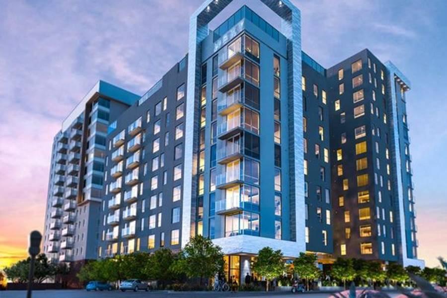 Ký túc xá nước nhà người ta: Xịn như khách sạn 5 sao, có đầy đủ sân thượng, bể bơi, giá thuê lên đến 17 triệu/tháng-2