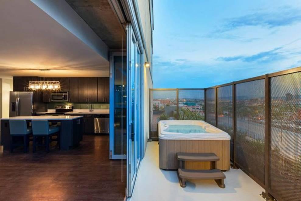 Ký túc xá nước nhà người ta: Xịn như khách sạn 5 sao, có đầy đủ sân thượng, bể bơi, giá thuê lên đến 17 triệu/tháng-3