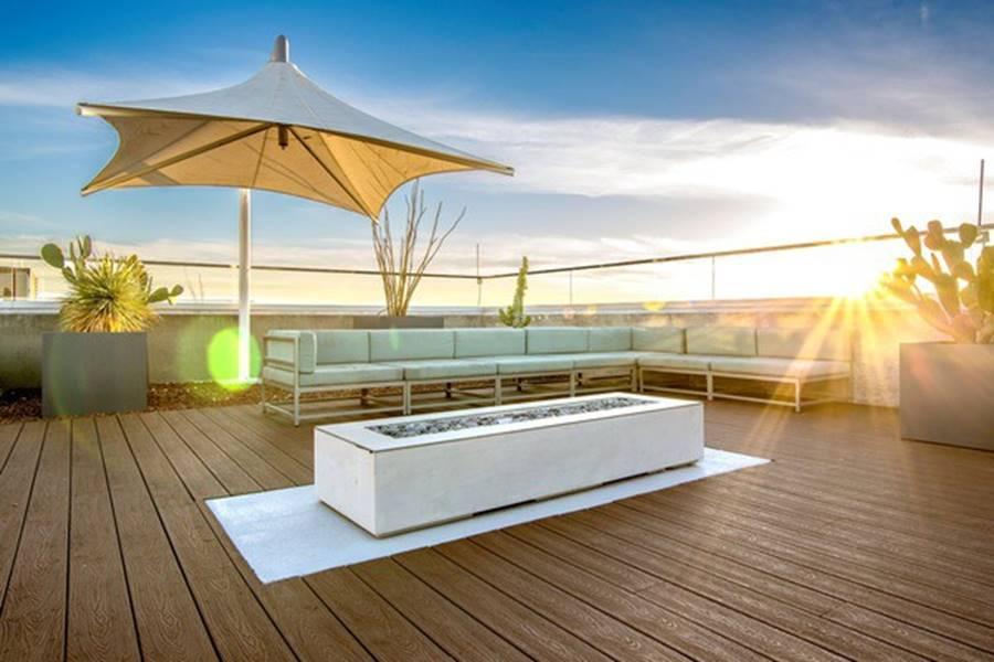 Ký túc xá nước nhà người ta: Xịn như khách sạn 5 sao, có đầy đủ sân thượng, bể bơi, giá thuê lên đến 17 triệu/tháng-6
