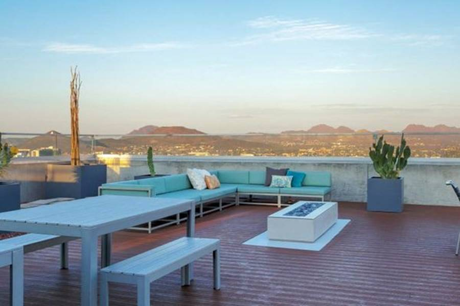 Ký túc xá nước nhà người ta: Xịn như khách sạn 5 sao, có đầy đủ sân thượng, bể bơi, giá thuê lên đến 17 triệu/tháng-9