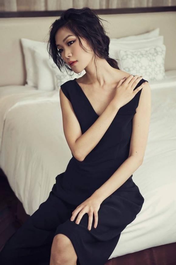 Cuộc sống lặng đến khó hiểu của Thùy Dung sau 10 năm đăng quang Hoa hậu Việt Nam-15